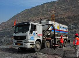 矿业爆破一体化