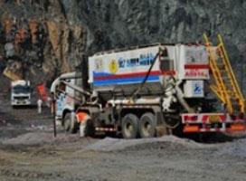 吉林矿山爆破安全距离